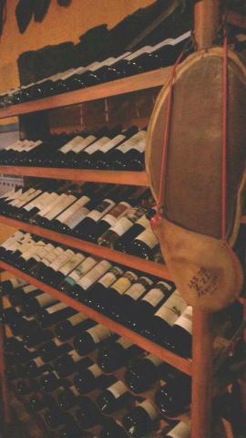 Hay vinos mendocinos y chilenos