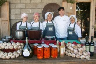 El equipo de Pan y Oliva