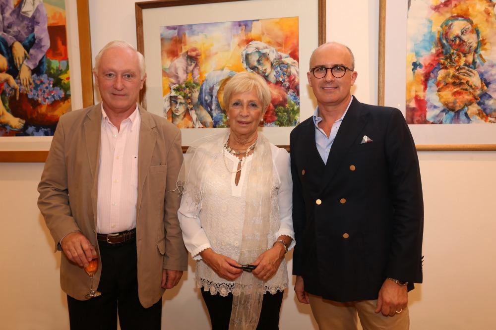 Luis Pablo Magistocchi - Haydé Peña y Lillo - Luis Pablo Peña y Lillo Conalbi