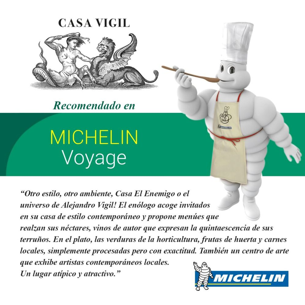 guìa Michelin en español