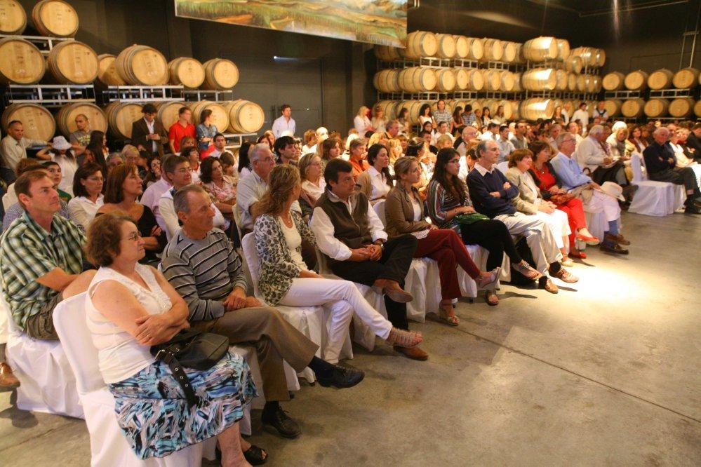 Música clasica por los caminos del vino - Bodega Atamisque