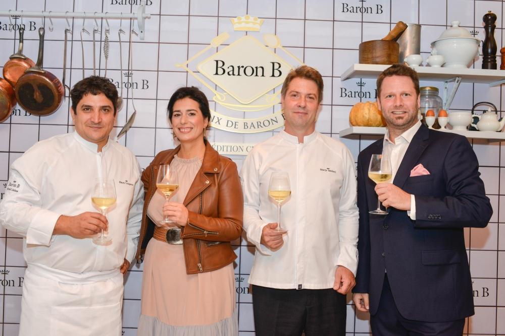 Colagreco_Berton_Molteni_Rosberg_Jurados Prix de Baron B Edition Cuisine...