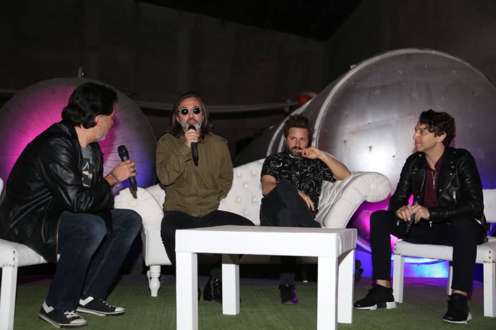 Gazzo, Dárgelos, Bonetto y Diego Uma