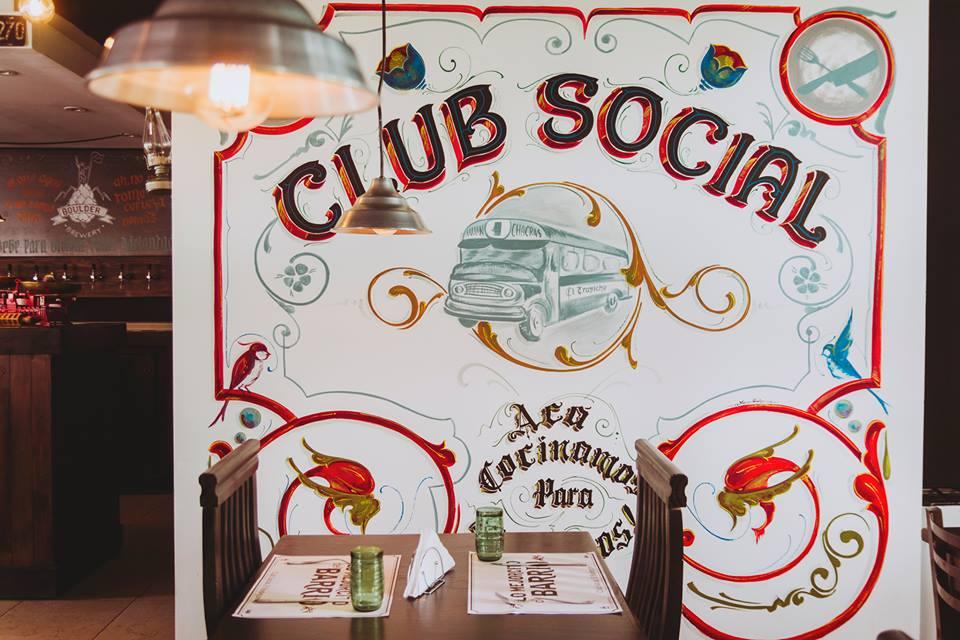 Club Social Un Bodegón En Pleno Chacras De Coria