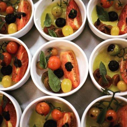Texturas de Tomates