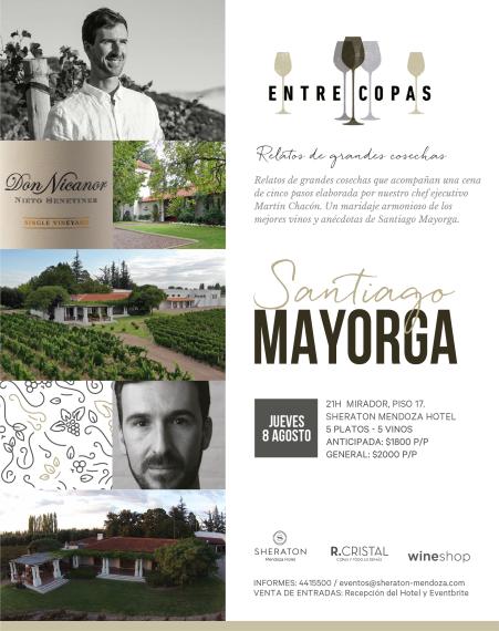 Entre Copas - Santiago Mayorga-Mailing high