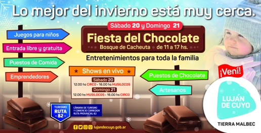 Fiesta del Chocolate