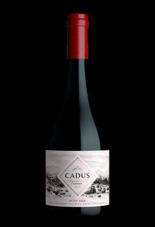 Cadus Signature Series Pinot Noir 2018 (1)