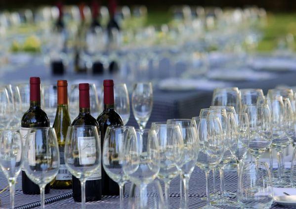 Bianchi-vinos y copas
