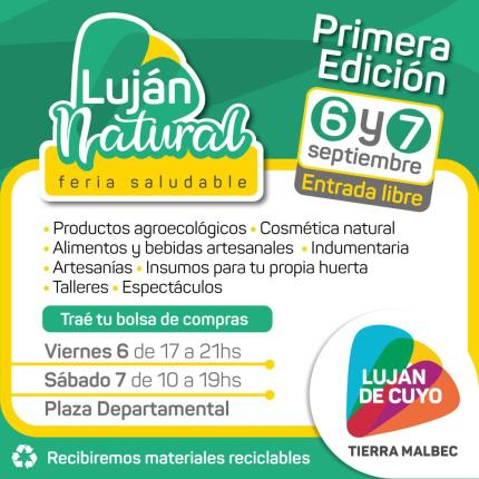 Luján Natural