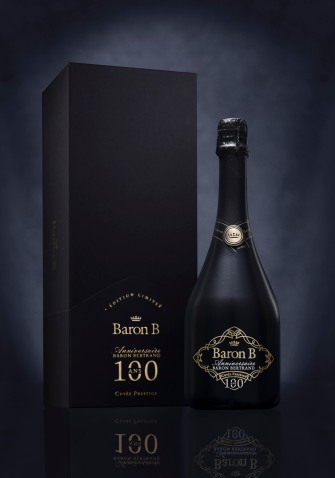 Caja y Botella Edición Limitada Baron B
